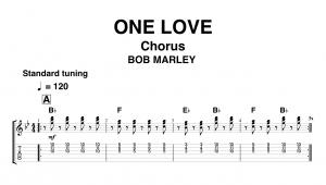 One Love #1